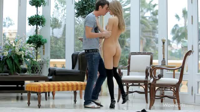 anjelica Ebbi - Intimate With Her Boyfriend