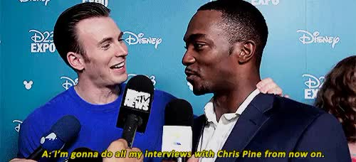 Watch and share Captain America GIFs and Anthony Mackie GIFs on Gfycat