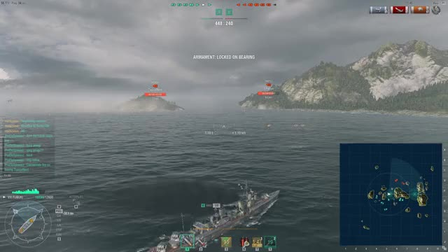 Watch Business as usual in Ranked Battles GIF on Gfycat. Discover more worldofwarships GIFs on Gfycat