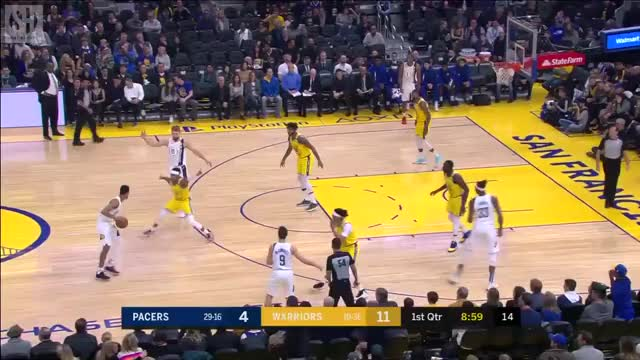 Watch and share Indiana Pacers GIFs and Basketball GIFs on Gfycat