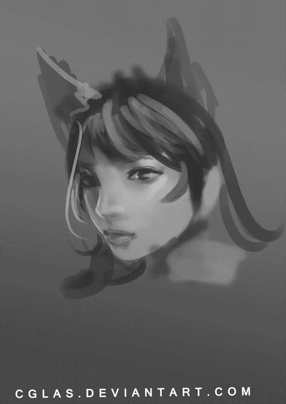 Watch Starguardian ahri GIF by CGlas (@cglasdesign) on Gfycat. Discover more ahri, league, legends, process, starguardian, tutorial GIFs on Gfycat