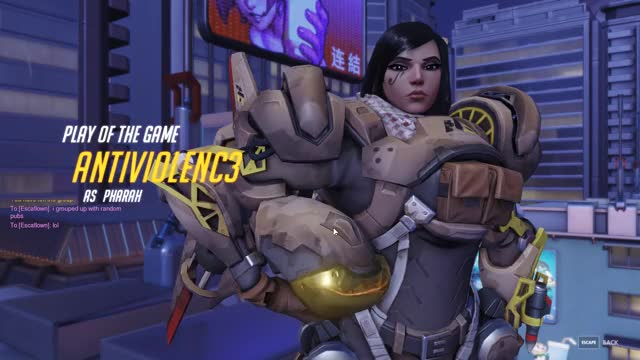 Watch and share Overwatch GIFs and Pharah GIFs by E J E on Gfycat