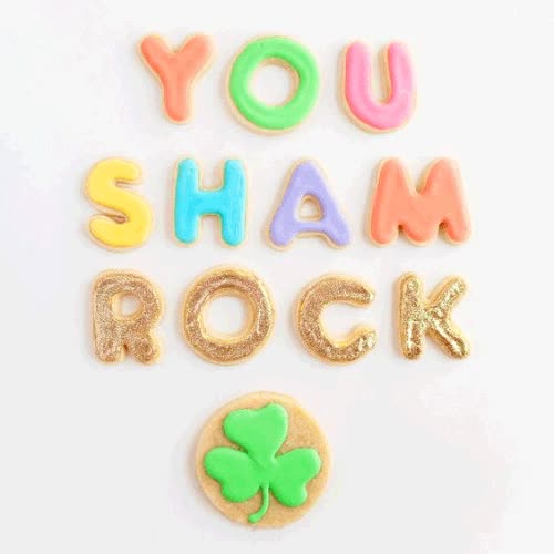 Watch and share You Shamrock St Patrick Irish Wish Greetings GIFs on Gfycat