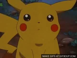 Watch and share Goodbye Pikachu GIFs on Gfycat