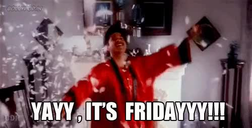 Watch this friday GIF on Gfycat. Discover more Dance, Friday, Weekend, Yay GIFs on Gfycat