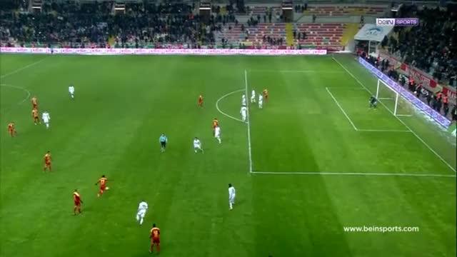 Watch and share Güray Vural Game-ending Screamer Kayserispor 4 - 1 Fenerbahçe GIFs on Gfycat