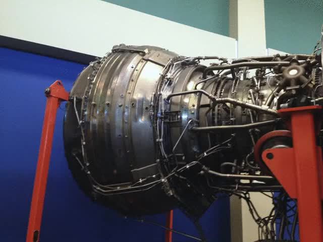 Watch and share Rolls-Royce Trent 1000 GIFs on Gfycat