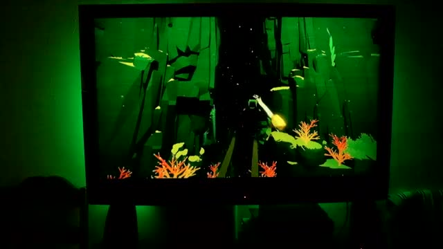 Watch and share Philips Hue GIFs and Abzu GIFs by ScreenBloom on Gfycat