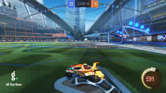Watch Goal 5: BeK☆ GIF by Gif Your Game (@gifyourgame) on Gfycat. Discover more BeK☆, Gif Your Game, GifYourGame, Goal, Rocket League, RocketLeague GIFs on Gfycat