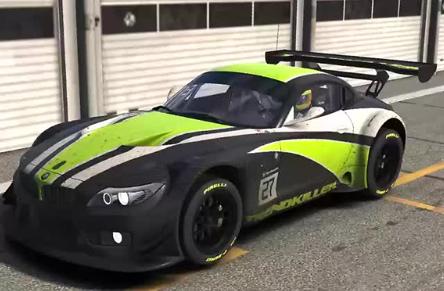 Watch and share Blancpain GIFs and Iracing GIFs by mogwai on Gfycat