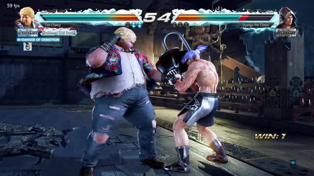 Watch and share No Combos Needed GIFs and Tekken 7 GIFs by nullcline on Gfycat