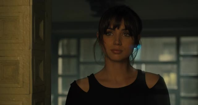 Watch and share Blade Runner 2049 GIFs and Ana De Armas GIFs by Simo on Gfycat