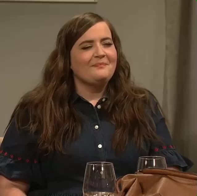 Watch and share Aidy Bryant GIFs and Thinking GIFs by efitz11 on Gfycat