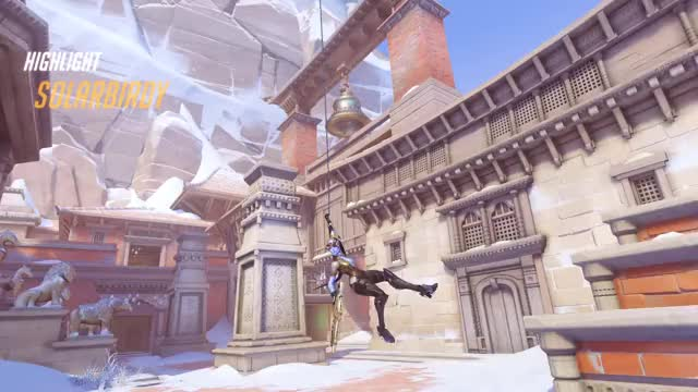 Watch Widowmaker: ...not quite sure how that second shot worked honestly GIF by solarbirdy (@solarbird) on Gfycat. Discover more console, gaming, highlight, nepal, ps4, widowmaker GIFs on Gfycat