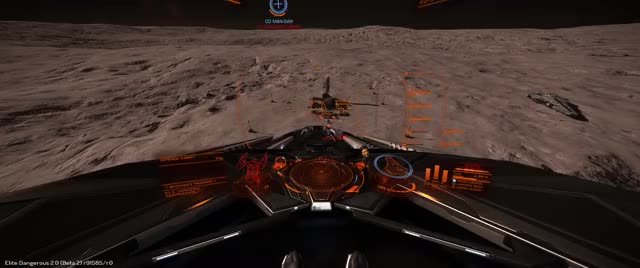 Watch Elite Dangerous: Horizons Corvette Cannon Planetside Run GIF by @kakermix on Gfycat. Discover more Horizons GIFs on Gfycat