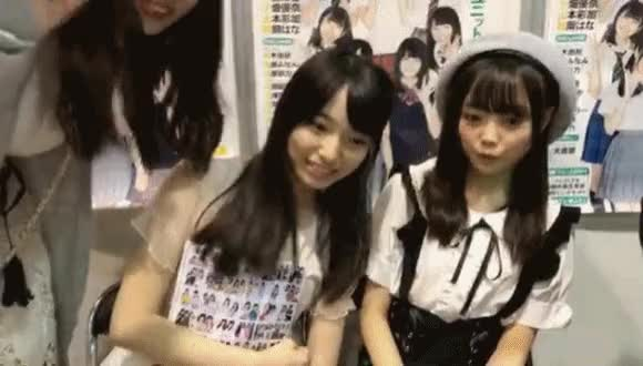 Watch and share Akb48-20170914-153034-000 GIFs on Gfycat