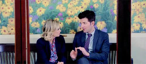 Watch and share Parks And Rec GIFs and Leslie Knope GIFs on Gfycat