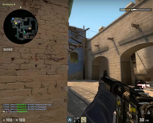 Watch and share Mirage - B CT 3K GIFs on Gfycat