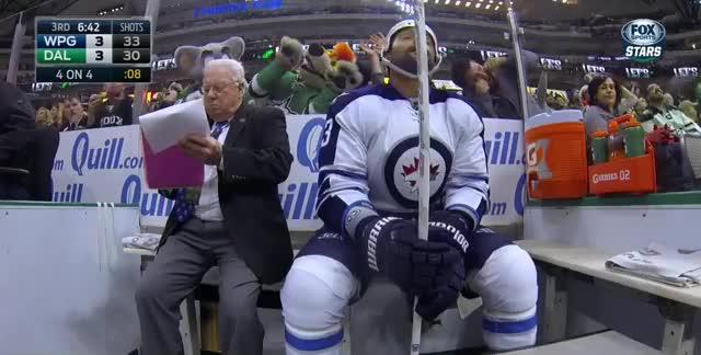 Watch and share Hockey GIFs by darabidmonkey on Gfycat