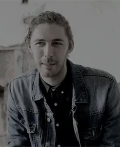 Watch and share Andrew Hozier Byrne GIFs and Manbun GIFs on Gfycat
