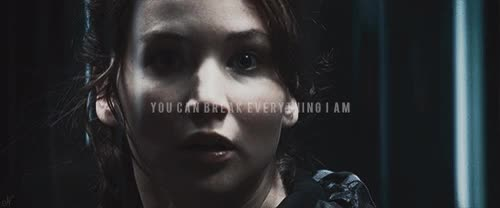 Watch and share Hunger Games GIFs on Gfycat