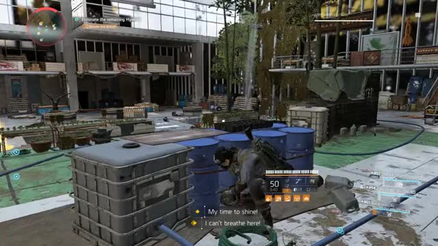 Watch and share Tom Clancy's The Division 2 2019.03.24 - 15.42.28.19 GIFs by si26dada on Gfycat