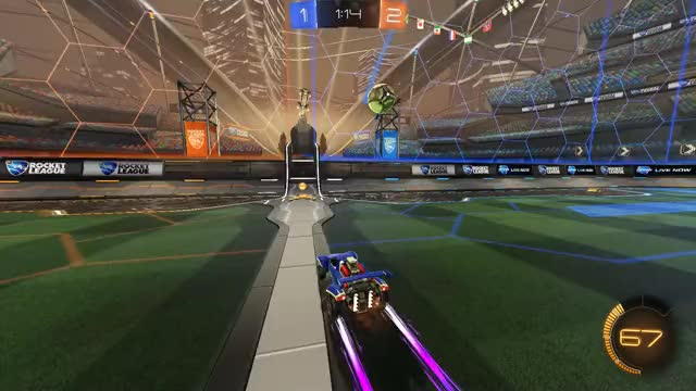 Watch and share Rocket League GIFs by 300_IQ on Gfycat