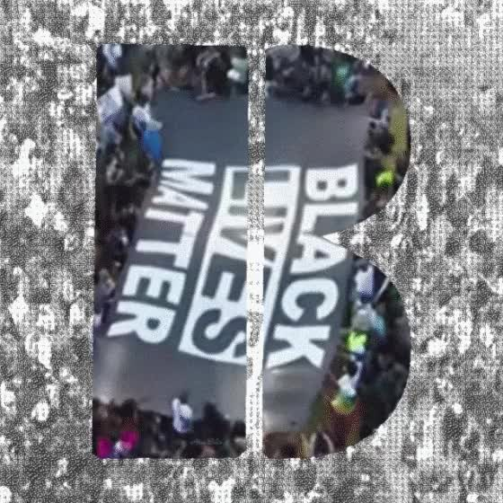 Watch and share Black Lives Matter GIFs and Street Protest GIFs by AtraBilis on Gfycat