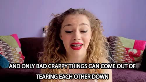 Watch and share Carrie Fletcher GIFs and All I Know Now GIFs on Gfycat