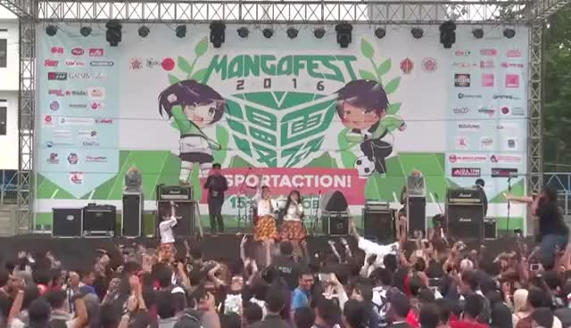 Watch Momiji Velvet at Mangafest 2016, Yogyakarta, Indonesia GIF on Gfycat. Discover more related GIFs on Gfycat