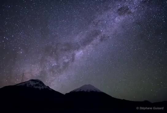 Watch Milky Way in Chile GIF on Gfycat. Discover more astronomy, science GIFs on Gfycat