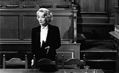Watch Cigarette me, big boy GIF on Gfycat. Discover more agatha christie, billy wilder, film, marlene dietrich, my stuff, old hollywood, witness for the prosecution GIFs on Gfycat