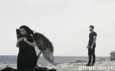 Watch and share Гиф Анимации Из Клипа Бумдиггибай Потап И Настя GIFs on Gfycat