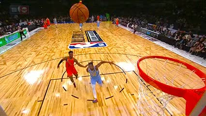 Watch this slam dunk GIF by Off-Hand (@off-hand) on Gfycat. Discover more 021618 GIFs on Gfycat