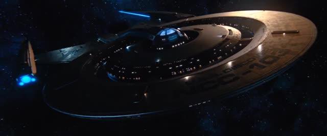 Watch USS Discovery GIF by Star Trek gifs (@star-trek-gifs) on Gfycat. Discover more DSC, Discovery, Star Trek, Star Trek Discovery GIFs on Gfycat