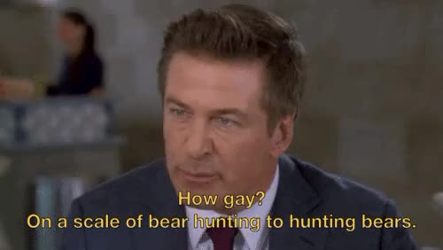 Watch and share Alec Baldwin GIFs and Gay GIFs on Gfycat