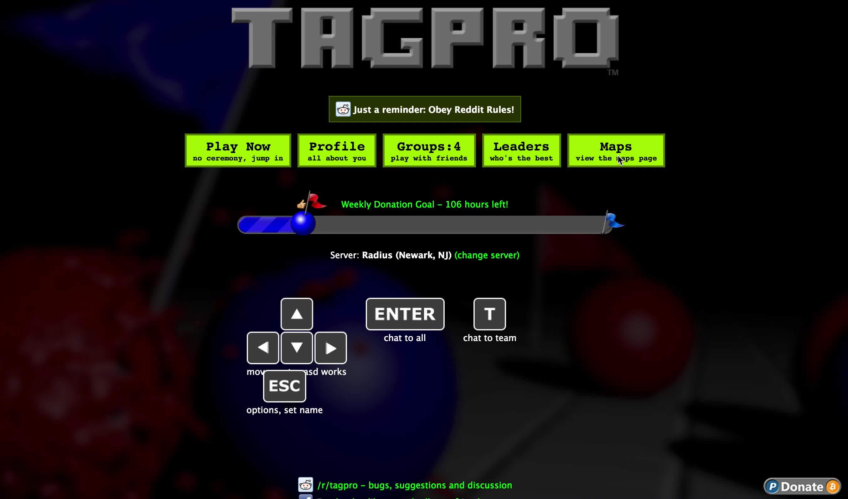tagpro, Tagpro Map Enhancer v0.2.5 GIFs