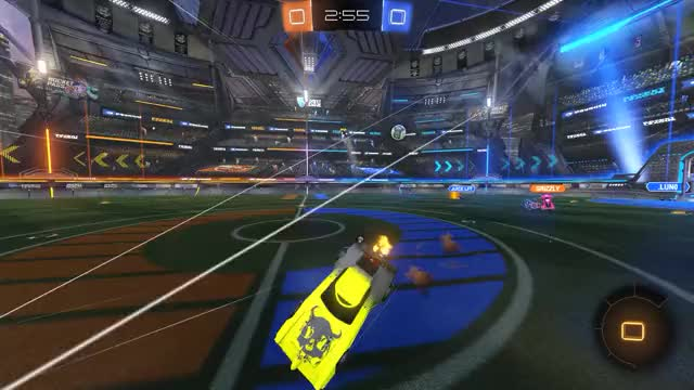 Watch and share Rocket League GIFs and Bang GIFs by joshturboh48 on Gfycat