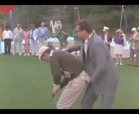 Watch and share Caddyshack Ii GIFs and Putting GIFs on Gfycat