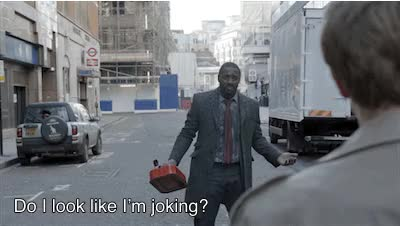 Watch this seriously GIF on Gfycat. Discover more idris elba GIFs on Gfycat