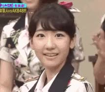 Watch and share Yuki Kashiwagi GIFs and Akbingo GIFs by popocake on Gfycat
