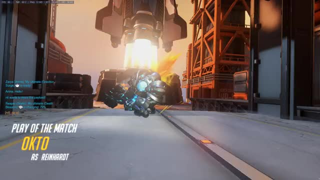 Watch and share Overwatch GIFs and Potg GIFs by Okto on Gfycat