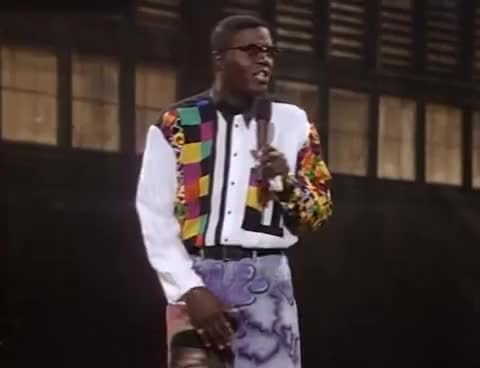 bernie mac i aint scared of you full