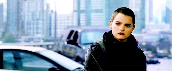 Watch and share Brianna Hildebrand GIFs and Deadpool GIFs on Gfycat