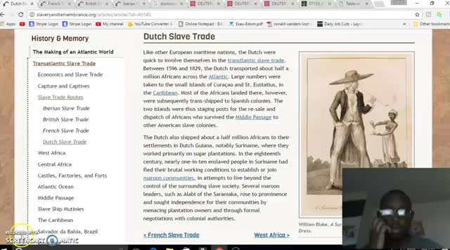 Dutch Slave Trade Israelites in Europe And South America, Dutch Slave Trade Israelites in Europe And South America GIFs