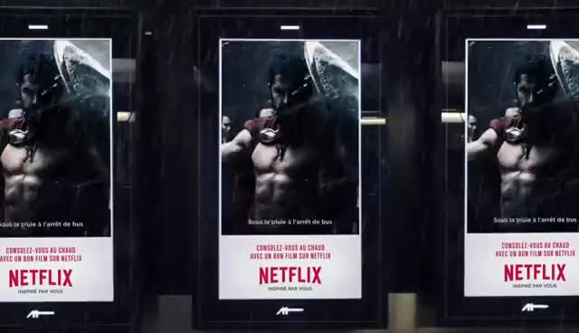 Watch and share NETFLIX - GIF Campaign GIFs on Gfycat
