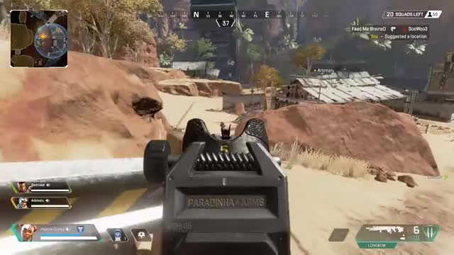 Watch and share Hostile Dunks GIFs and Apexlegends GIFs by Gamer DVR on Gfycat