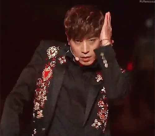 Watch and share Shinhwa Sniper GIFs and Killer Stare GIFs on Gfycat