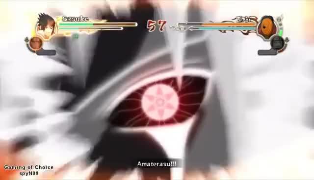 Watch Sasuke Amaterasu GIF on Gfycat. Discover more Amaterasu, Sasuke GIFs on Gfycat
