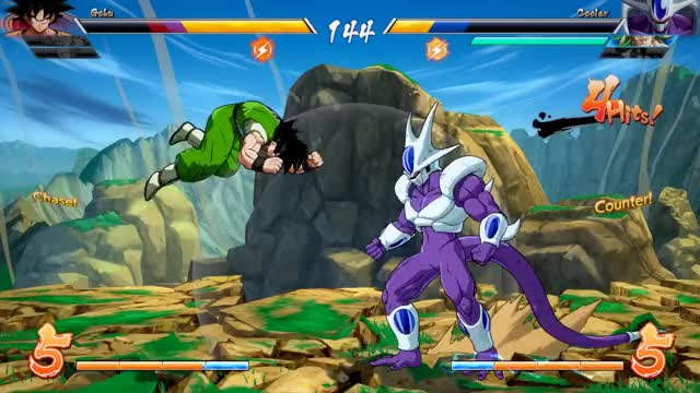 Watch and share Dbfz GIFs by gfycatowo on Gfycat